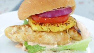 Chad-O-Chef - Boma Braai - Hawaiian Burgers