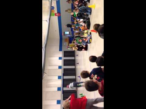 Hartland Elementary School Assembly- 12-19-14