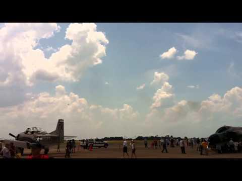 Tyler Pounds Field Historic Aviation Museum