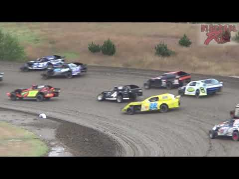 RPM Speedway - 10-6-18 - 12th Annual Fall Nationals - Sport Modified Last Chance Qualifier 1