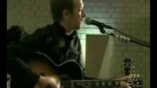 coldplay - Swallowed in the sea (acoustic live)
