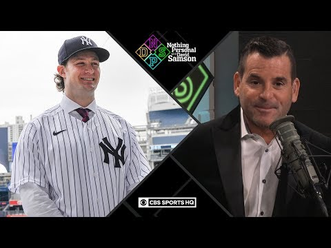 You WON'T BELIEVE Yankees Gerrit Cole's Opt Out Clause: Nothing Personal with David Samson |12.19.19