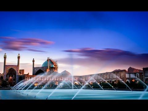 Top Esfahan Iran Attractions → IRTouring.com