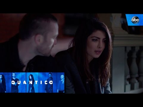 Ryan and Alex Relationship - Quantico 2x14