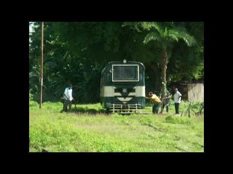 Indian Railways: Toy Train from Shantipur via Krishnanagar to Nabadwipghat [Part 01 of 02]