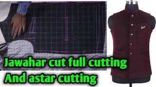 Jawahar cut full cutting And astar full cutting, Aj faishon, Modi jacket cutting, full cutting
