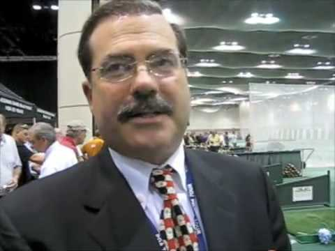 2009 PGA Show - Bobby Jones Golf & Jesse Ortiz