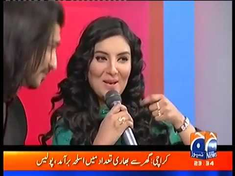 Khabar Naak 19 February 2017  shayad meri shaadi ka khayal By Faizan Ali Saira Tahir  Geo news