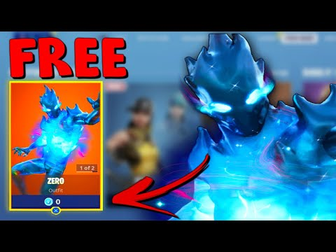 How To Get The Zero Skin For Free In Fortnite Chapter 2! #Fortnite #FortniteGlitches