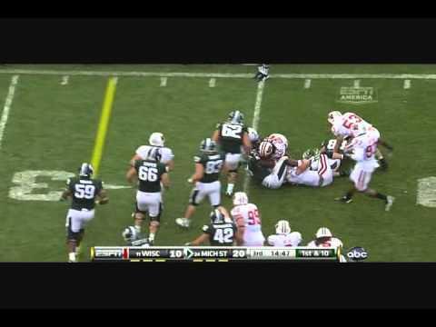 JJ Watt vs Michigan State