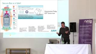 IoT Security: The Ugly Truth, Mike Muller CTO, ARM