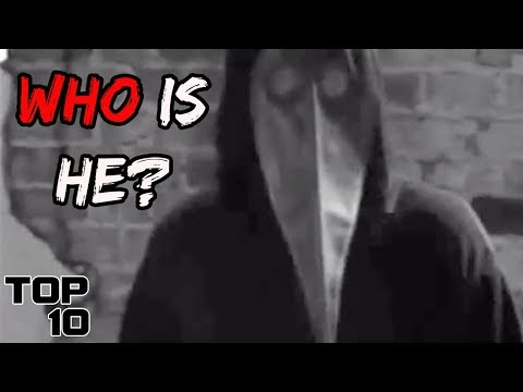 Top 10 Mysterious People In History - Part 3