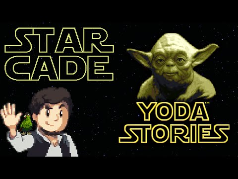 JonTron's StarCade: Episode 6 - Yoda Stories