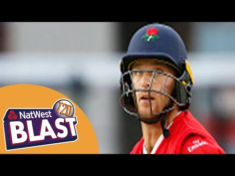 Rain-Affected Roses Derby Ends In Thrilling Draw - Lancashire v Yorkshire NatWest T20 Blast 2017