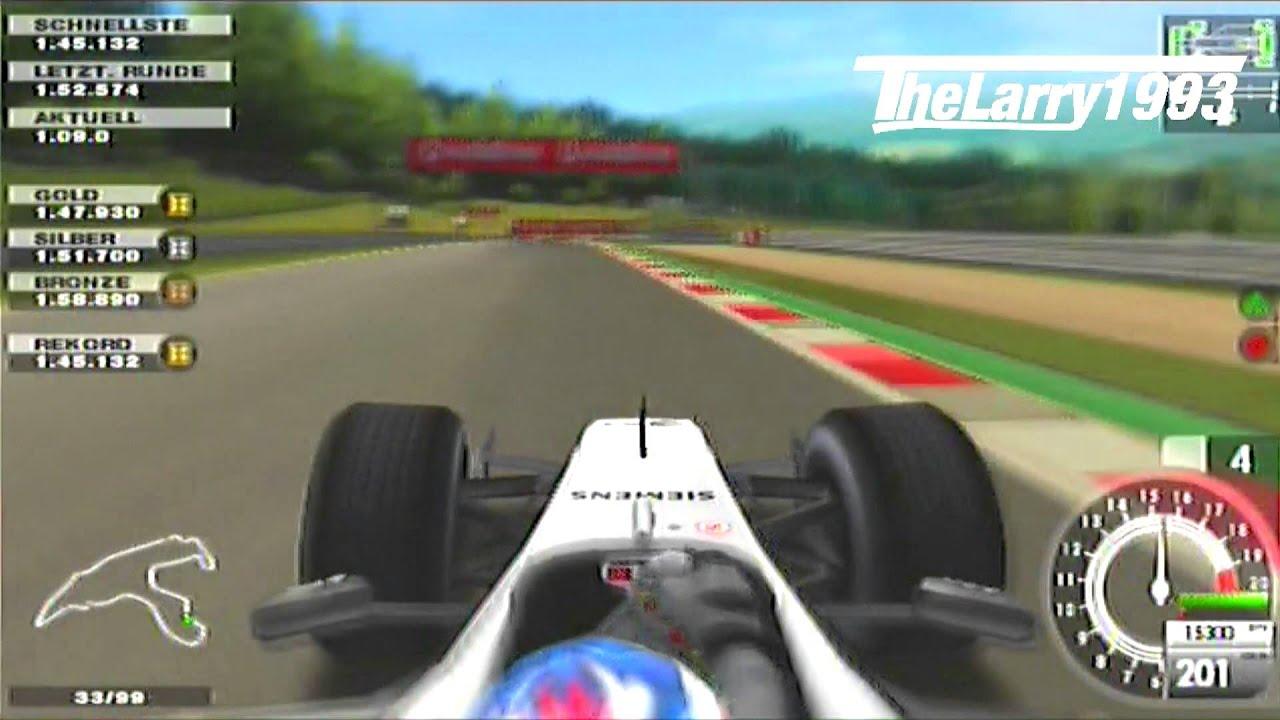 Formula One Car Wallpaper Ps2 F1 2005 K R 228 Ikkonen In Spa 1 42 604 Youtube
