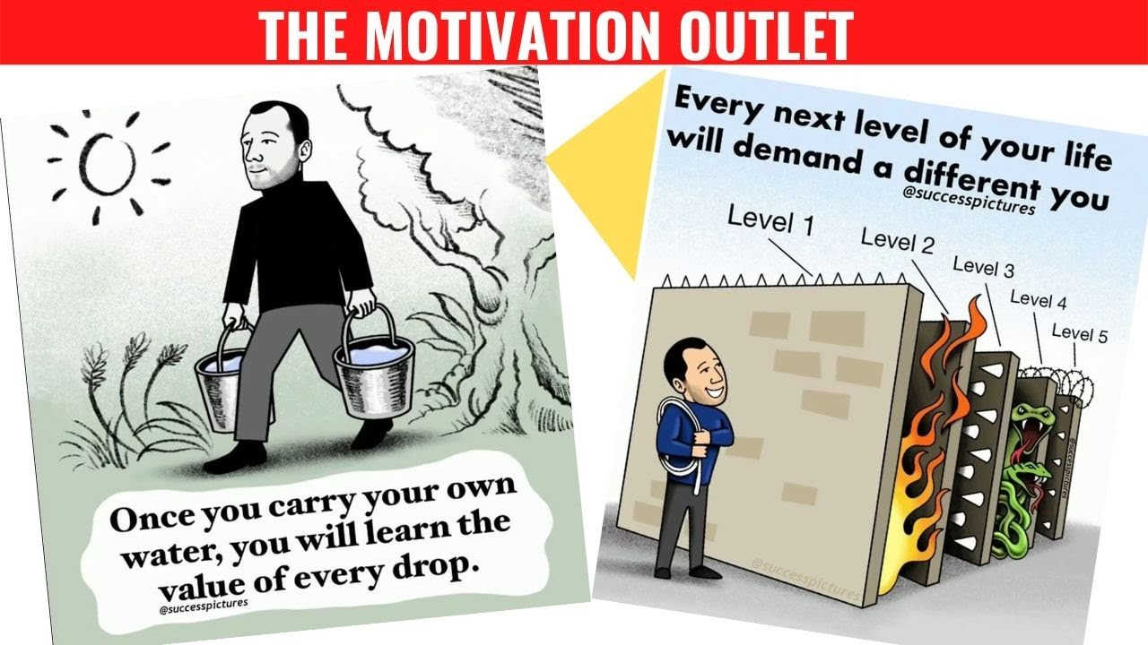 Top Motivational Pictures More Powerful Than Words | One Picture Million Words | Episode #4