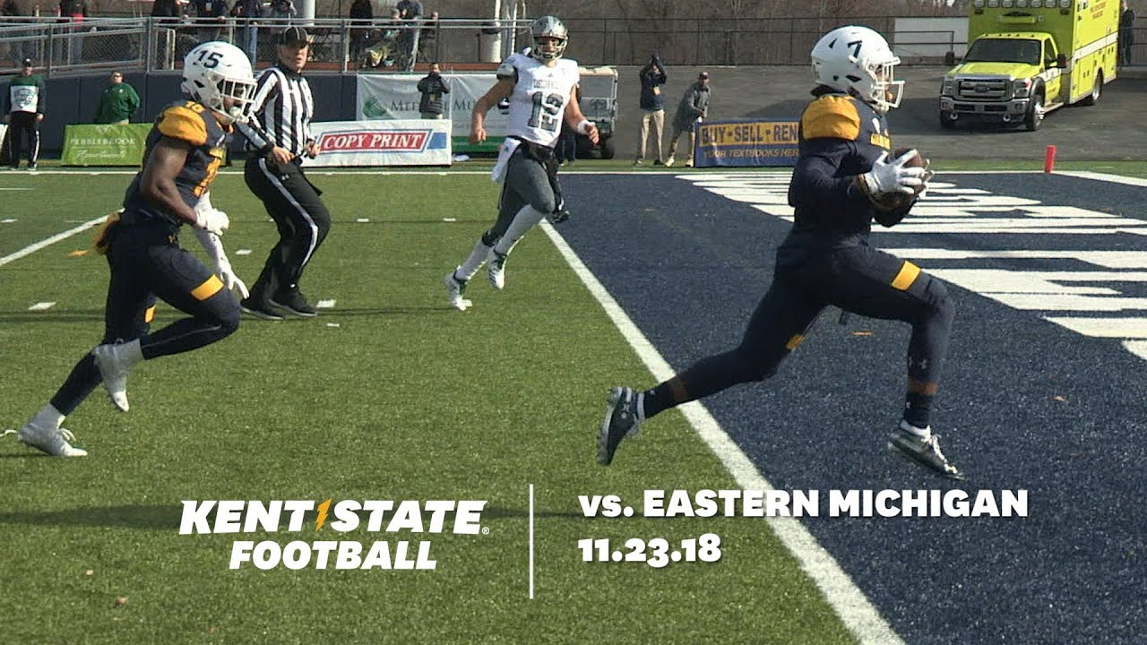 Eastern Michigan vs. Kent State updates: Live NCAA Football game ...