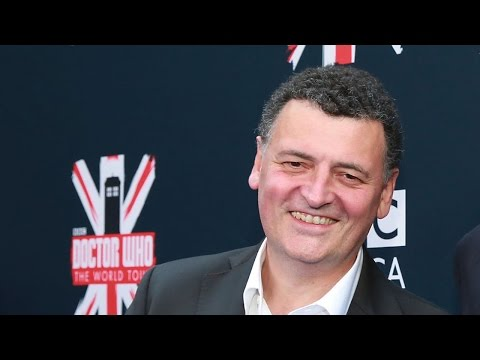 "STEVEN MOFFAT: ""DOCTOR WHO Makes Fans More Creative,"" Loves Fan-Made Stuff - U.S. Premiere Screening"