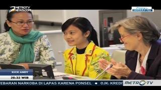 Nurul Indriyani, Umur 15 Tahun, di Undang di Forum International untuk Berbicara Kick Andy 2/3