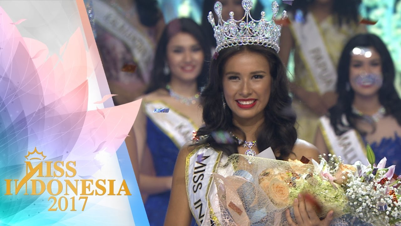 pemenang miss indonesia 2017