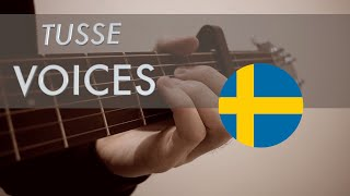 Tusse - Voices (Acoustic Cover By Anthem of Rain) (Eurovision 2021 Sweden 🇸🇪  ) Melodifestivalen