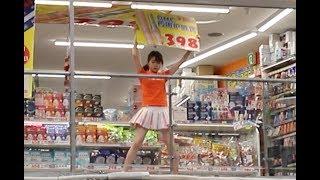 극한알바, 오사카 드럭스토어 춤추는 일본녀 大阪ダイコク…