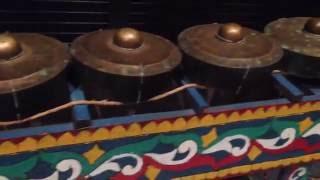 国立民族学博物館(みんぱく)音楽関連資料の展示:National Museum of Ethnology