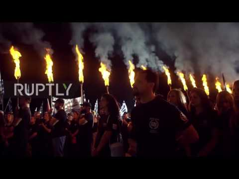 Greece: Golden Dawn commemorates battle of Thermopylae