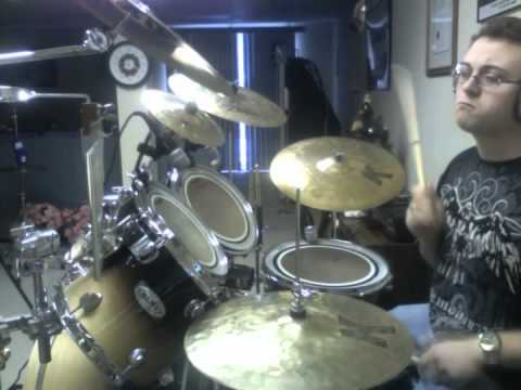 William Woronkewycz - Diddy Dirty Money - Coming Home (drum cover)