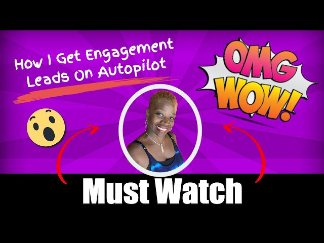 How I Get Engagement Leads on Autopilot| My Go Cards