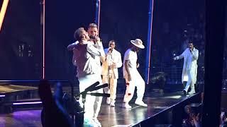"""I Want It That Way"" - Backstreet Boys - DNA World Tour - Washington, DC - 7/12/2019"