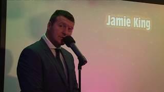 Jamie King singing One pair of hands