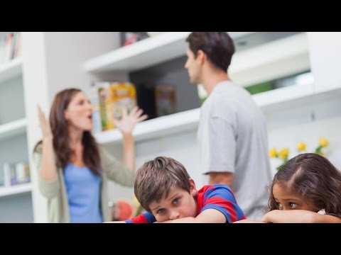 Two Things Kids Say To Themselves When They Watch Their Parents Fight