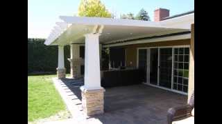 Patio Cover Designs Huntington Beach California Project