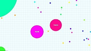 Agar.io [Eat or Be Eaten]