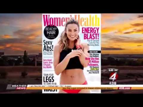 6.27.17 – CH. 4 -Albuquerque is Named one of Women's Health Magazine's Wellthiest Cities in America