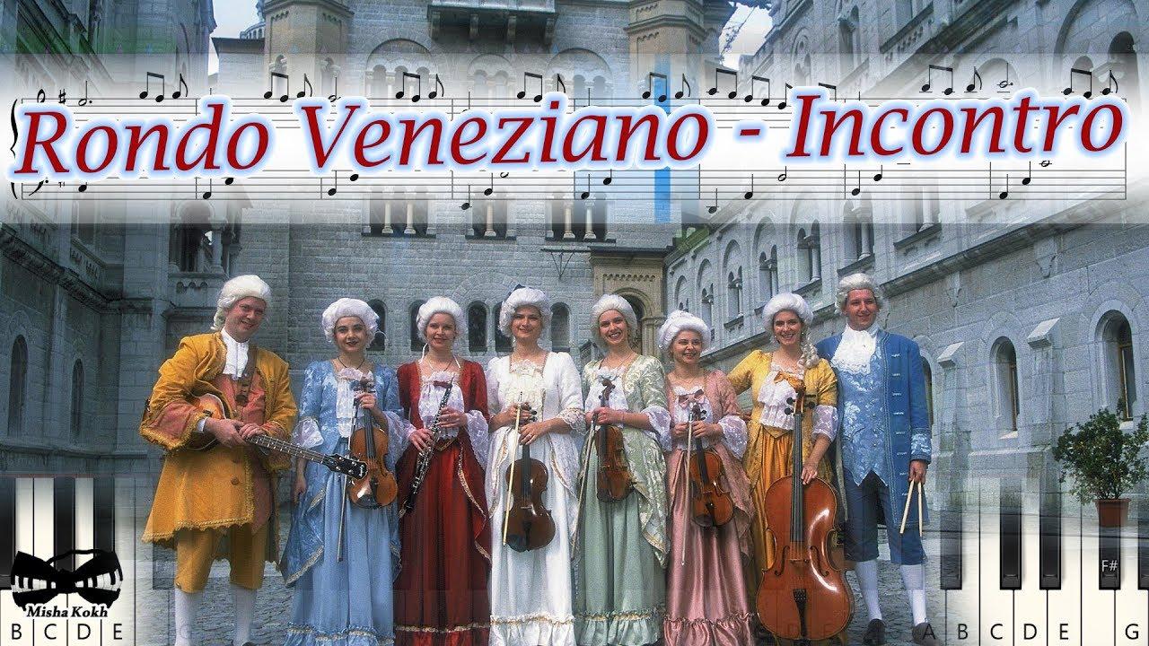 rondo veneziano midi