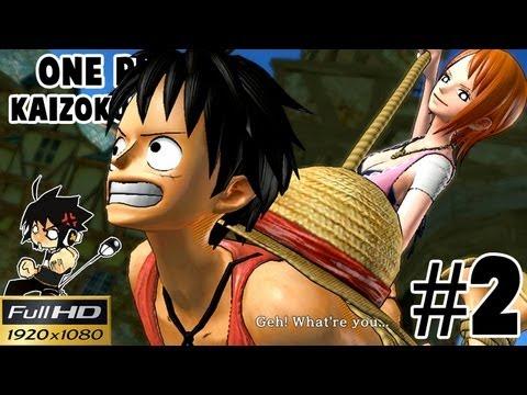 Onepiece Kaizoku Musou Full HD [Pt2] : แผนการของนามิ กับอริตัวตลก
