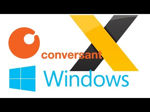 Setup Conversant softphone using xlite (Windows)