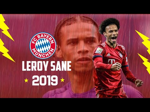 Leroy Sane 2019●Welcome To Bayern Munich -Goals, Skills, Speed , Dribbles & Assists| Insane Winger
