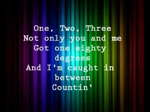 Britney Spears  e, Two, Three  Lyrics