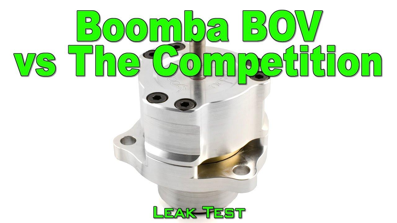 Boomba Racing 2015 + Subaru WRX BPV / Blow Off Valve - Red