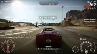 PS4 Gameplay Need for Speed Rivals - Playstation 4 deutsch