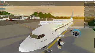 Roblox South Pacific Airlines Examen #2