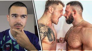Reaction auf Kevin Wolter vs Michael Smolik! Bodybuilder vs MMA!    Örni STREAM HIGHLIGHTS