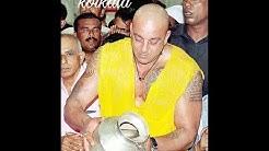 Sanjay dutt came at Baba Bhoothnath temple at Kolkata