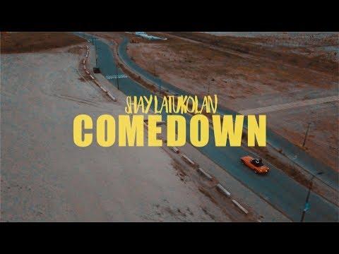 Anderson .Paak - Come Down | Shay Latukolan | DNZL