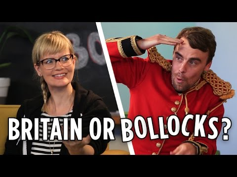 What's Not Actually British?