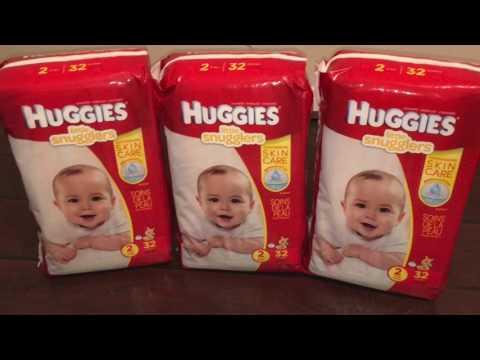 CVS Diaper Deal 3/27/17 ~ $3.65 each