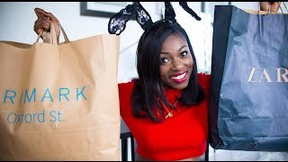 HUGE AUTUMN HAUL! | PRIMARK, MISS GUIDED, TOPSHOP, ZARA AND A MINI GIVEAWAY JUST FOR YOU X Thumbnail